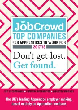 The Job Crowd Apprentice Cover