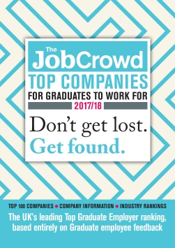 The Job Crowd Graduate Cover
